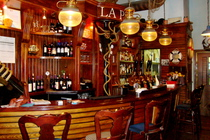 La Pinta - Restaurant | Rum Bar in Rome.