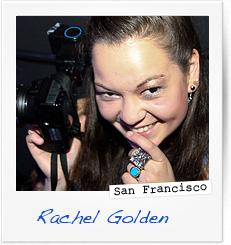 Rachel Golden, San Francisco