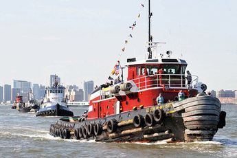 Great North River Tugboat Race & Competition - Motorsports in New York.