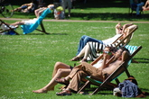 Bronzing in Public: Best European Parks to Get a Tan