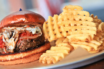 Rockit Burger Bar - Restaurant | Sports Bar | Burger Joint in Chicago.