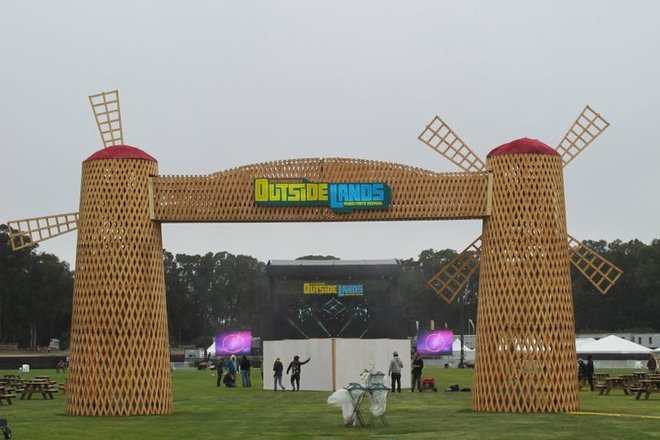 Photo of Outside Lands Music and Arts Festival