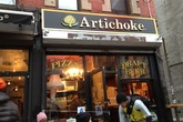 Artichoke Basille's Pizza - Pizza Place in NYC