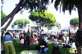 Santa Monica Farmers Market - Farmer's Market in Los Angeles.