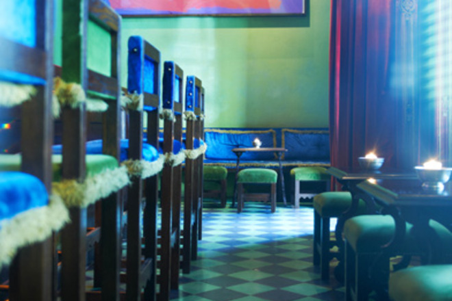 Photo of Jade Bar at Gramercy Park Hotel