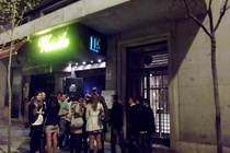 Vanila - Club in Madrid.