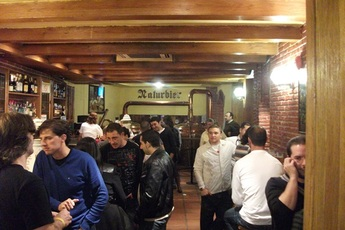 Naturbier - Beer Hall | Brewery | Drinking Activity | Gastropub in Madrid.