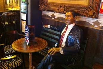 Obama - Live Music Venue | Pub | Restaurant in Barcelona.