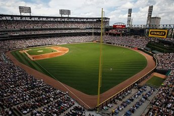 U.S. Cellular Field, Chicago, IL | Party Earth