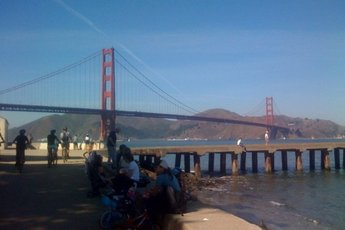 Crissy Field - Outdoor Activity | Park | Beach in San Francisco.
