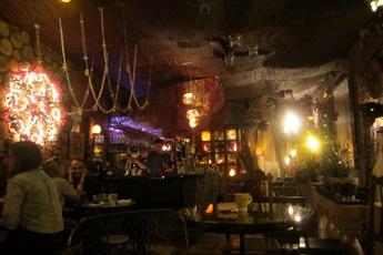 El jardin secreto noviciado tribunal madrid party earth - El jardin secreto restaurante madrid ...
