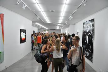 Art openings nyc