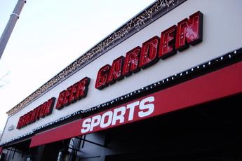 Brighton Beer Garden, Brighton, Boston   Party Earth