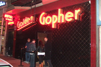 Golden Gopher - Bar in Los Angeles.