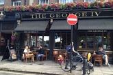 George IV - Beer Garden | Comedy Club | Pub in London