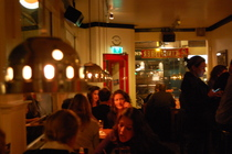 Kingfisher - Bar | Café | Diner in Amsterdam.