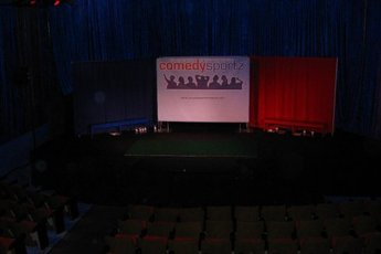 ComedySportz (San Jose) - Theater in San Francisco.