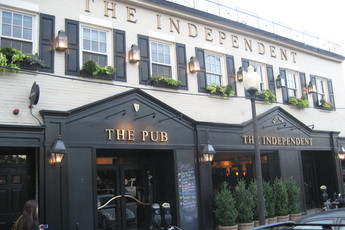 The Independent - Bar | Irish Pub | Restaurant in Boston.