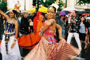 Carnival of Cultures - Cultural Festival | Fair / Carnival | Festival | Parade in Berlin.