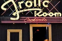 Frolic Room - Dive Bar in Los Angeles.