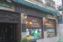 The James Joyce Irish Pub - Irish Pub | Sports Bar in Madrid.
