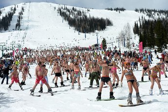 Top 10 Ski Resorts For Party Animals