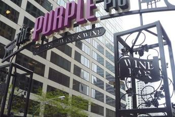 The Purple Pig River North Chicago Party Earth
