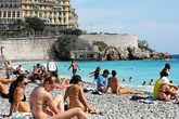 Nice Beach - Beach | Outdoor Activity in French Riviera