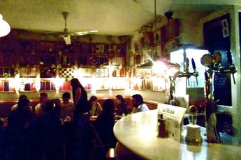 La Musa - Restaurant | Tapas Bar in Madrid.