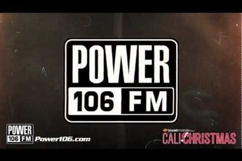 Power 106 Cali Christmas - Concert in Los Angeles.