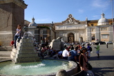 Piazza del Popolo - Shopping Area | Square in Rome