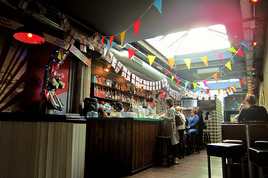 Dalston Superstore - Bar | Café | Club | Pub in London.