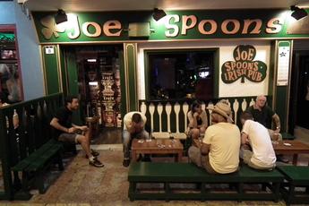 West end ibiza bars
