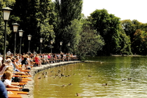 Seehaus im Englischer Garten - Beer Garden | Drinking Activity | Restaurant in Munich.