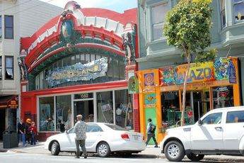 Haight Street - Culture | Landmark | Nightlife Area | Shopping Area in San Francisco.