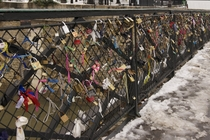 Pont de l'Archevêché (Love Locks Bridge) - Landmark | Outdoor Activity in Paris.