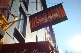 The Living Room - Bar | Live Music Venue | Lounge in New York.