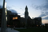 Downtown / Financial District, Boston.