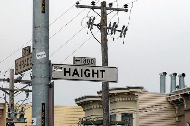 Photo of Haight Street