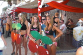 Sunset Strip: Café del Mar, Café Mambo, Savannah Beach Club - Nightlife Area | Outdoor Activity in Ibiza