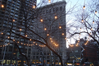 Chelsea/Flatiron Neighborhood in New York