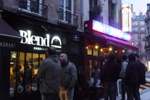 Blend Hamburger Gourmet - Burger Joint | Restaurant in Paris.