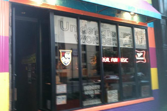 Photo of Underground Wonder Bar