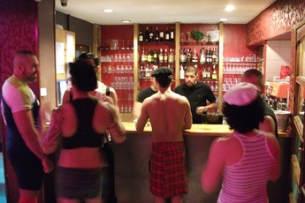 Gula Gula - Gay Club | Restaurant in Madrid.