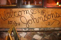 Welcome To The Johnsons - Dive Bar in New York.