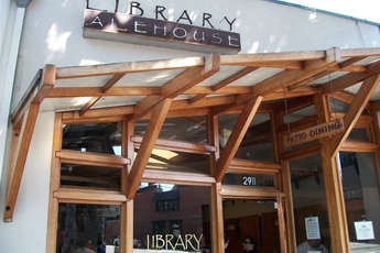 Library Alehouse - Ale House | Bar | Gastropub in Los Angeles.