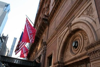 Carnegie Hall - Concert Venue | Theater in New York.
