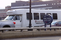 Waterfront / Fort Point, Boston.