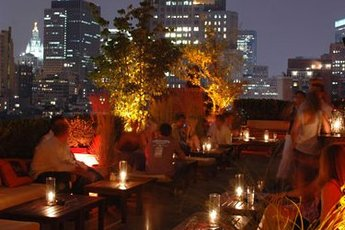 A60 - Hotel Bar | Lounge | Rooftop Bar in New York.