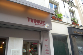 Twinkie - Café | Restaurant in Paris.